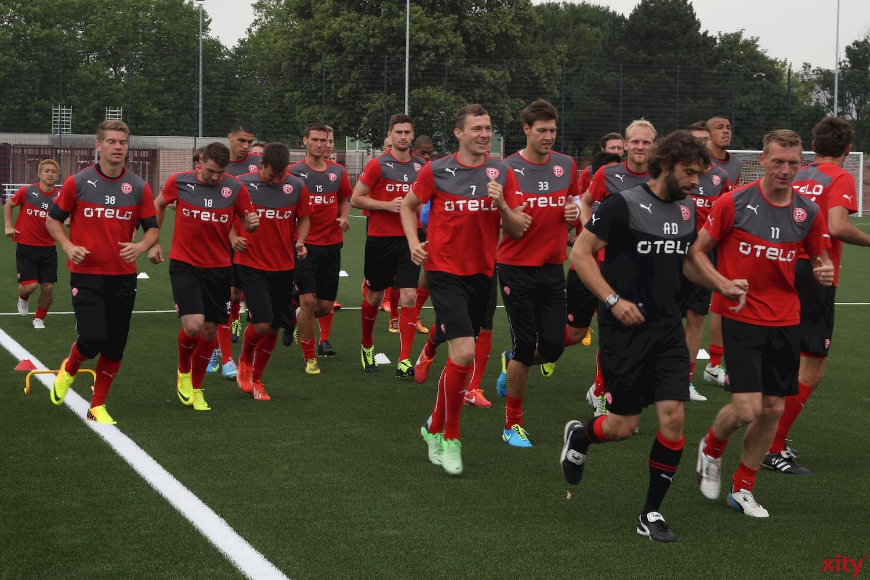 Ab der Saison 2015 / 16 wird die Fortuna Düsseldorf von Frank Kramer trainiert.(xity-Foto: D. Creutz)