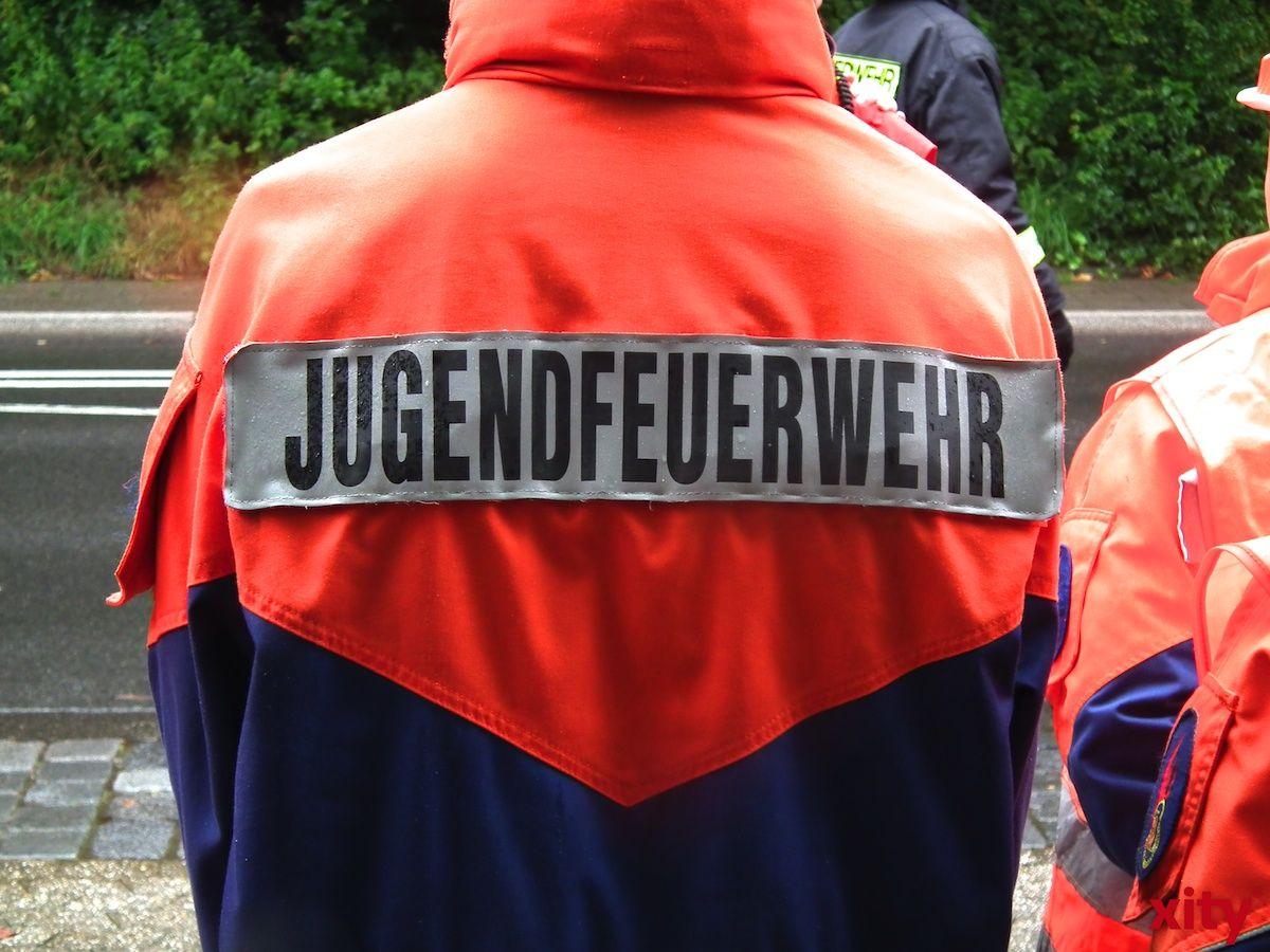 Mehr als 80 Mitglieder der Düsseldorfer Jugendfeuerwehr werden am Samstag, 18. April, auf dem Sportplatz des Garather Sportvereins zum Leistungsnachweis erwartet (xity-Foto: M. Völker)