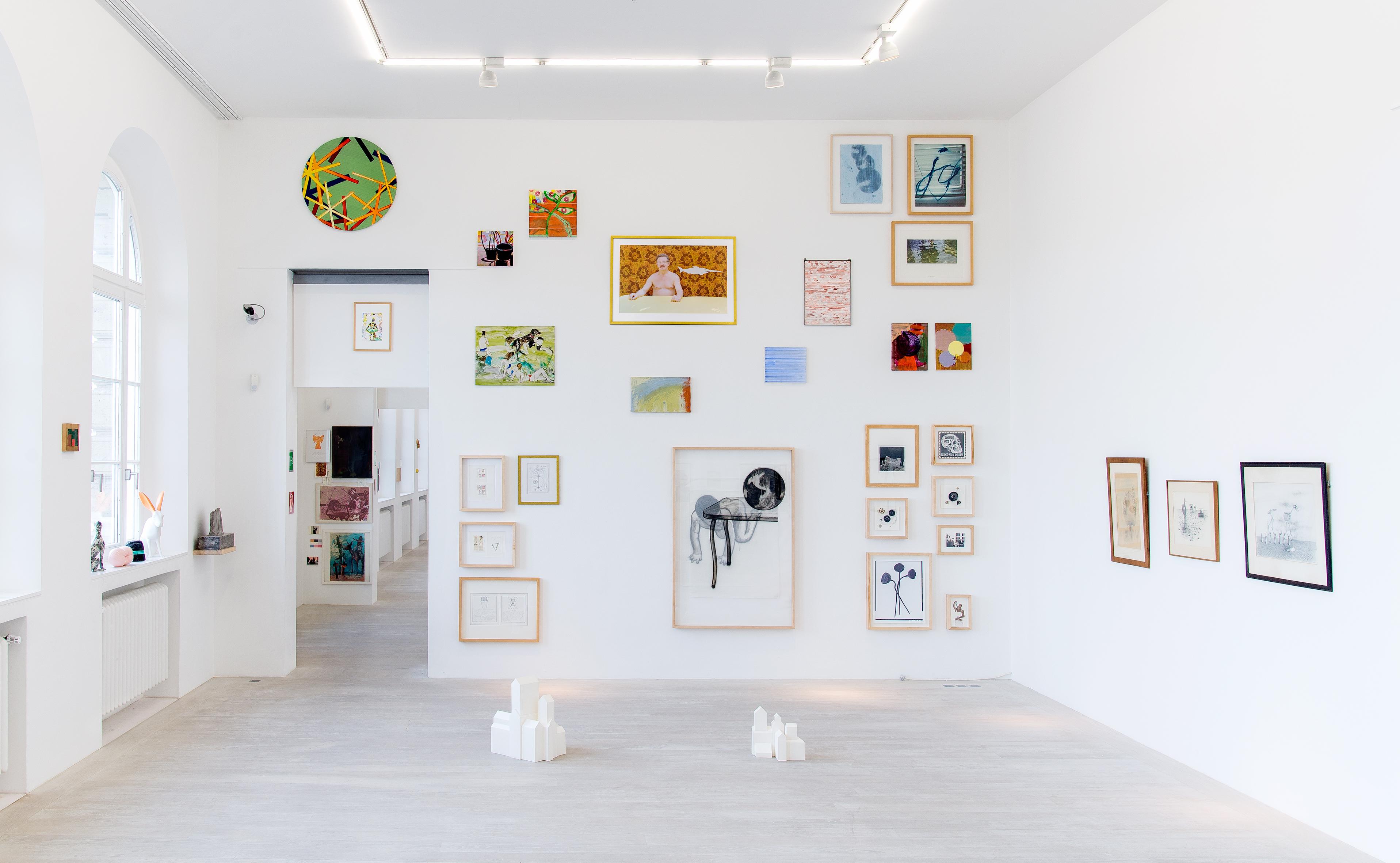Einblicke in die Sammlung von Katharina Fritsch (Foto: Hye-Mi Kim)