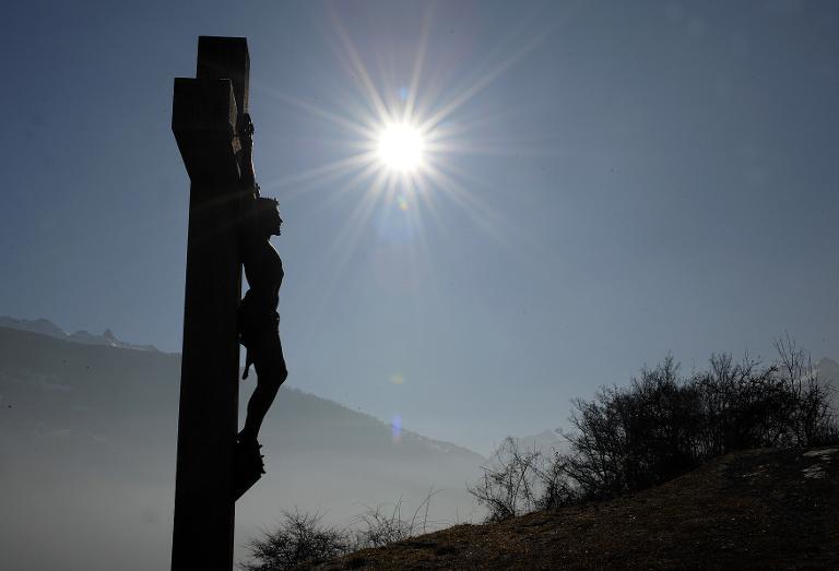 Studie: Katholische Priester hadern mit dem Zölibat (© 2015 AFP)