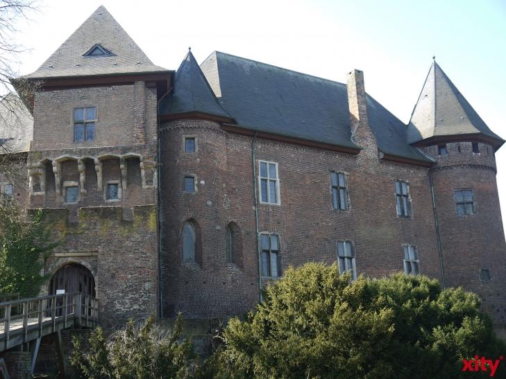 Serenadenkonzert auf Burg Linn (xity-Foto: E. Aslanidou)