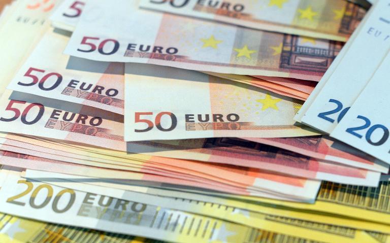 Drei Milliarden Euro Überschuss für Sozialversicherung (© 2015 AFP)