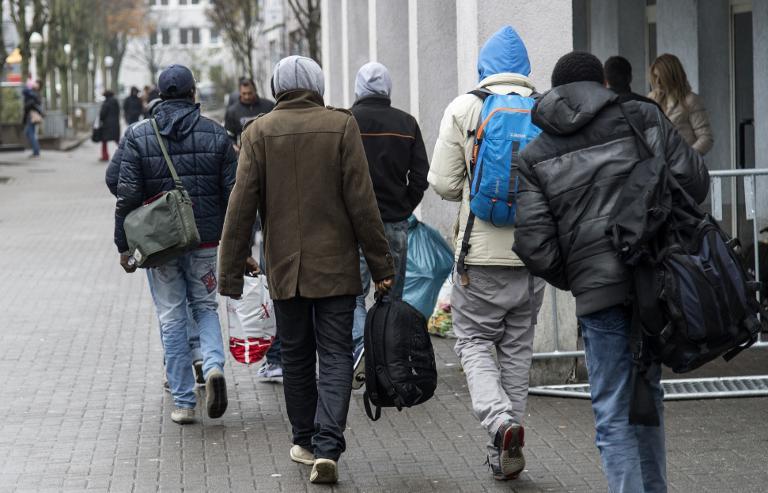 Zwei Drittel halten Zuwanderung für notwendig (© 2015 AFP)