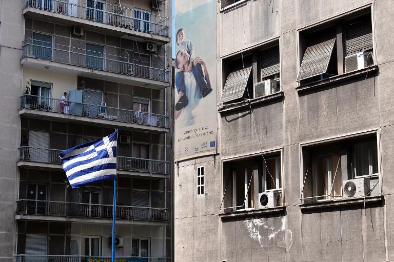 Schäuble schließt Bankrott Griechenlands nicht mehr aus (© 2015 AFP)