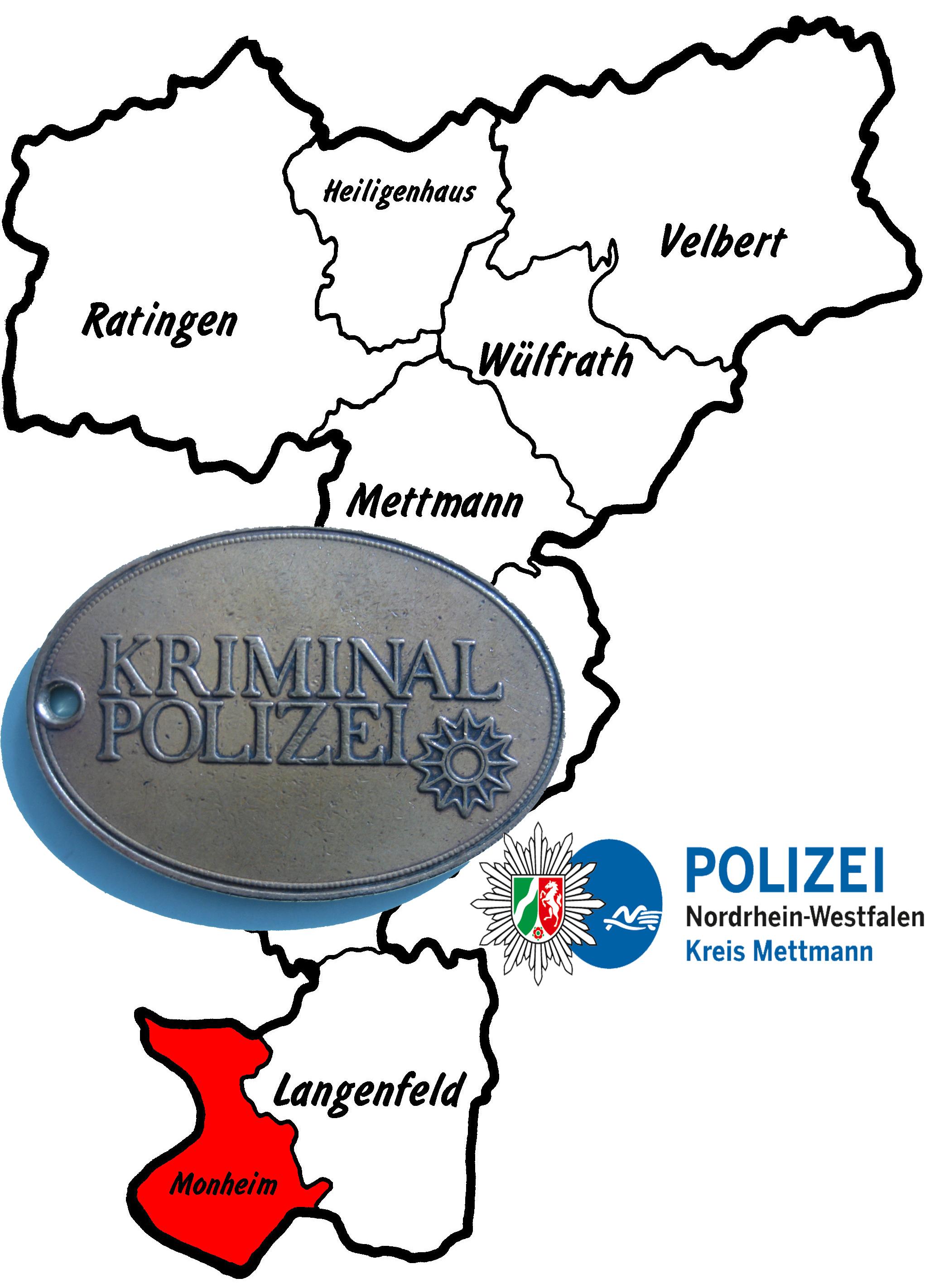 Handtaschenraub am Gartzenweg in Monheim  (Foto: OTS)