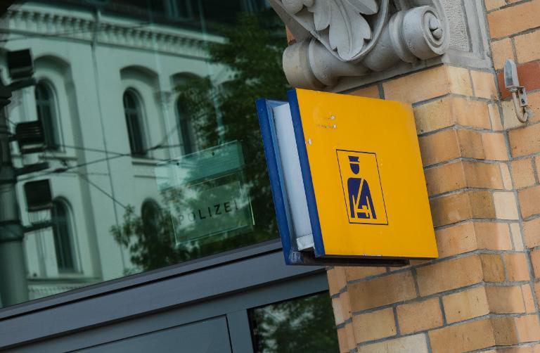 Bundespolizei richtet Beschwerdestelle ein (© 2015 AFP)