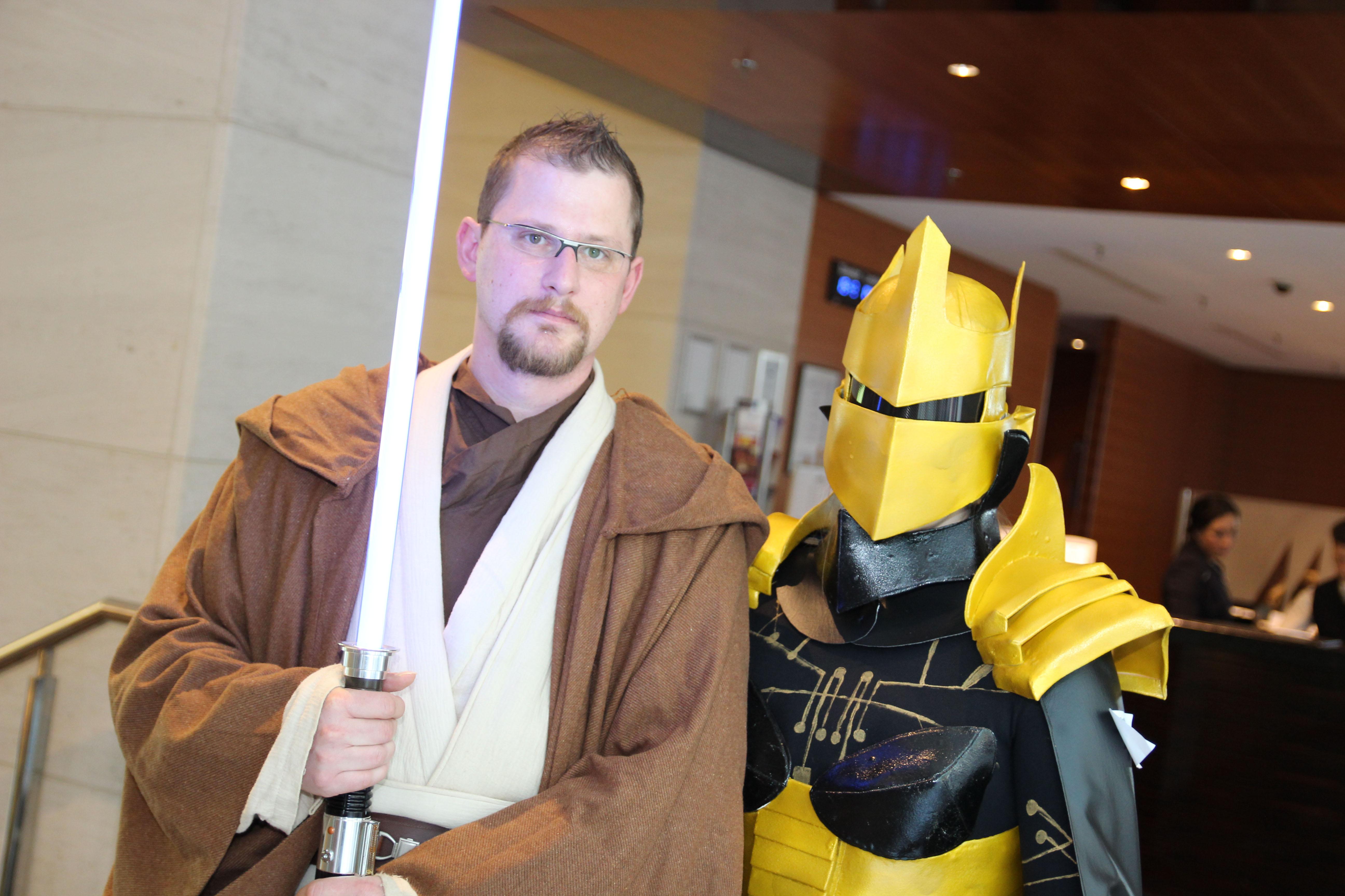 Jeder Jedi kommt auf seine Kosten (Foto: xity)