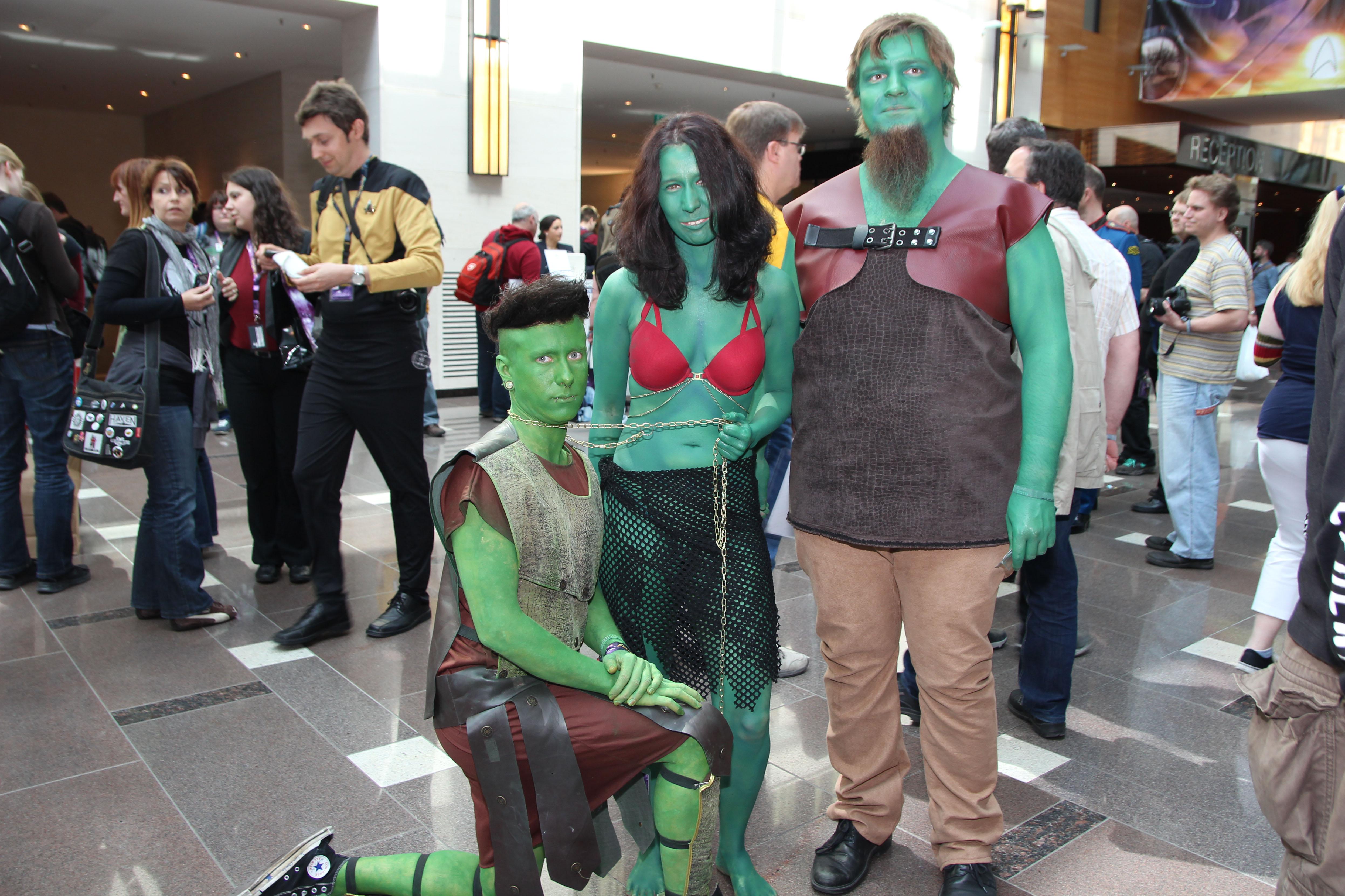 Manch einer leidet vielleicht unter seiner Kostümwahl, (Foto: xity)