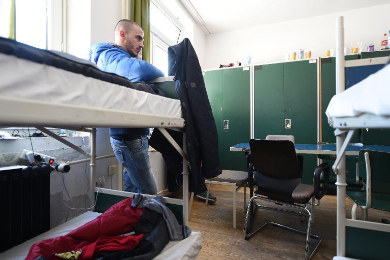 Müller will Flüchtlingsfonds mit zehn Milliarden Euro (© 2015 AFP)
