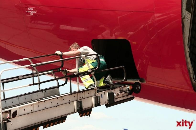 Acht Berufsbilder sowie ein dualer Studiengang stehen zurzeit am Düsseldorf Airport zur Auswahl (Foto: xity)
