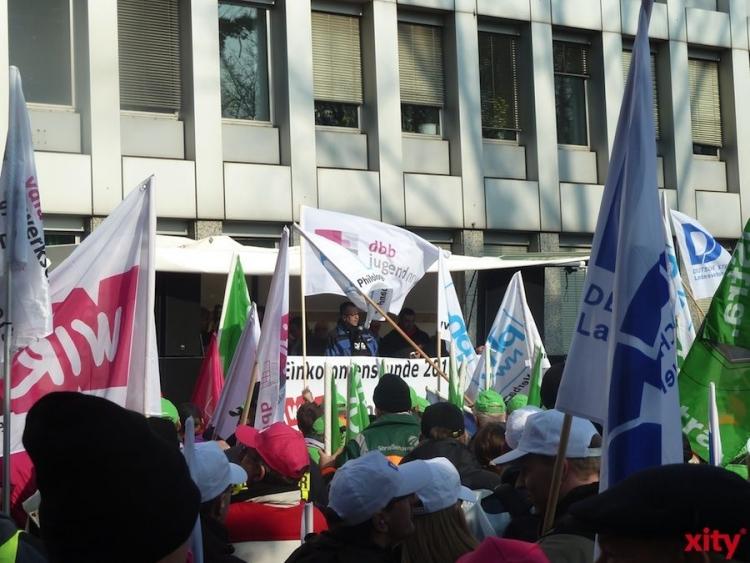 Großdemos im Tarifstreit um Kita-Personal (Foto: xity)