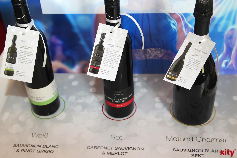 p&f wineries lud zum Weintasting ein (Foto: xity)
