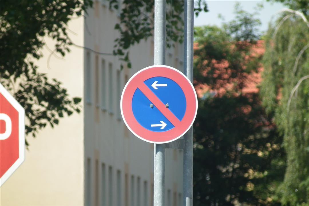 Parken im Halteverbot ist in Sonderfällen erlaubt (Foto: xity)