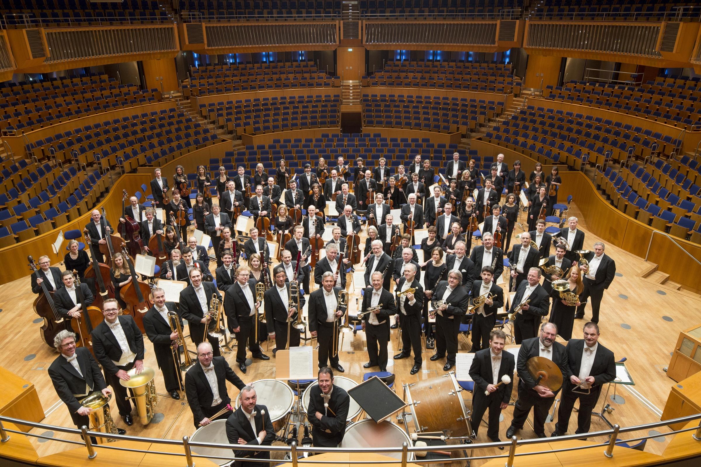 Düsseldorfer Symphoniker gastieren in Rotterdam (Foto: Susanne Diesner)