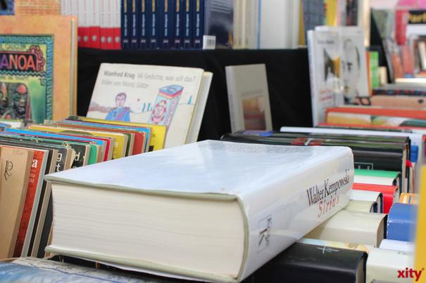 Börse für Literatur und Medien im Heine-Institut Düsseldorf (Foto: xity)
