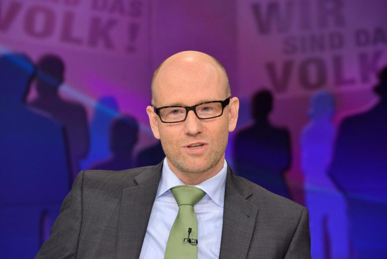 Tauber fordert nationale Debatte über Demokratie (© 2015 AFP)