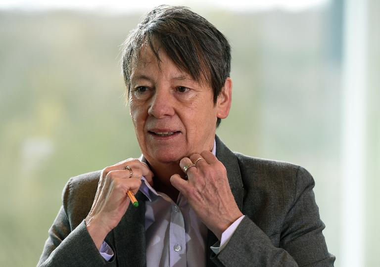 Hendricks fordert von Union Klimaschutzabgabe-Bekenntnis (© 2015 AFP)