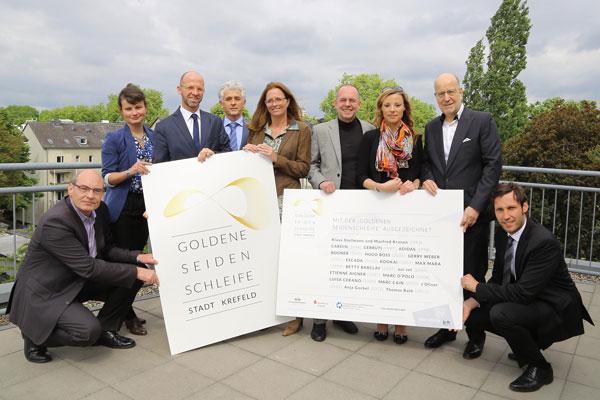"""Modepreis """"Goldene Seidenschleife"""" soll 2016 wieder glänzen (Foto: xity)"""