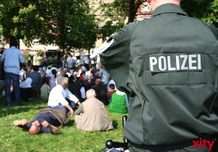 Gewerkschaft für harte Strafen bei Angriffen auf Polizei (Foto: xity)
