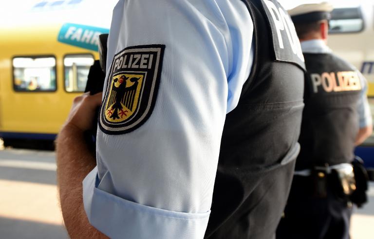 Karlsruhe entscheidet über Auskunft zur Bundespolizei (© 2015 AFP)
