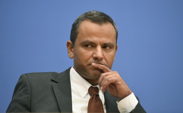 Edathy will SPD-Mitgliedschaft nicht ruhen lassen (© 2015 AFP)