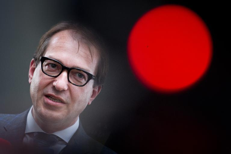 Dobrindt sieht keinen Grund für Änderungen bei Pkw-Maut (© 2015 AFP)