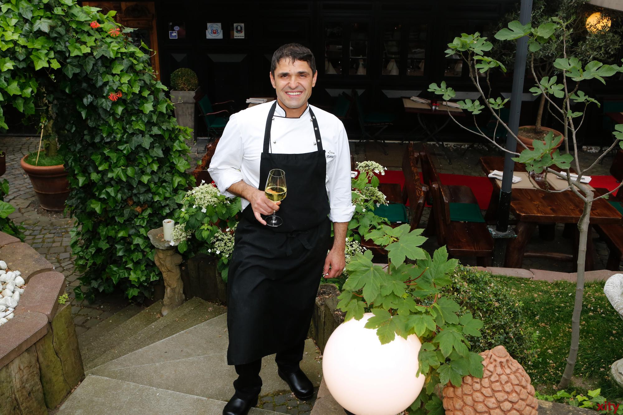 Gino Leone eröffnet Terrassensaison (Foto: xity)