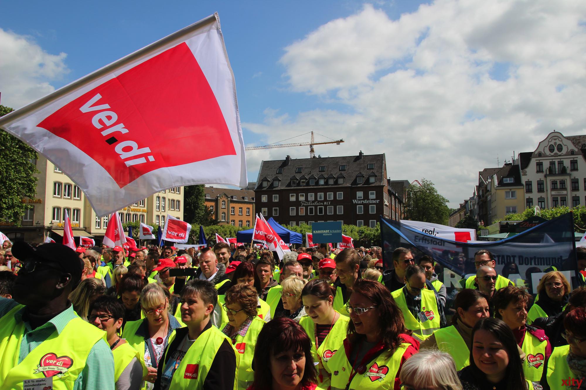 Streikwelle hält weiter an (Foto: xity)