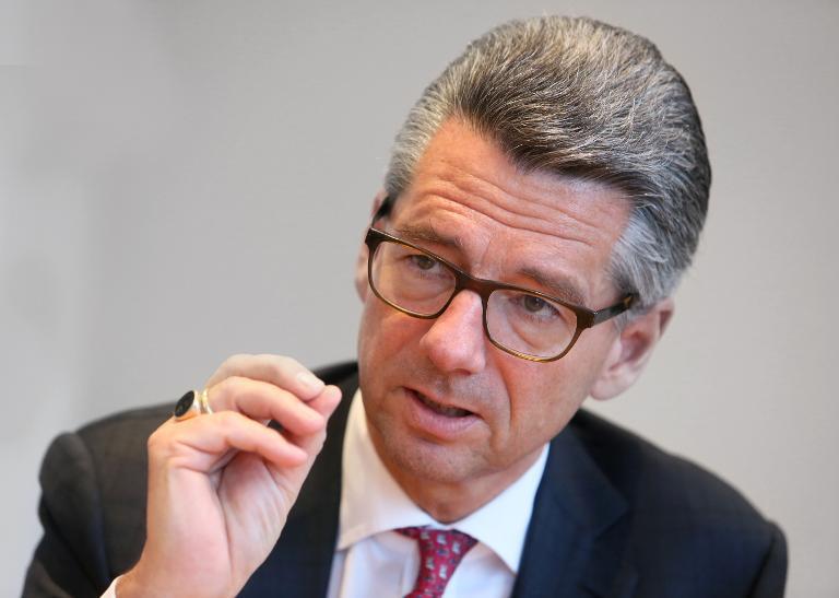 BDI-Präsident will Aufklärung über Wirtschaftsspionage (© 2015 AFP)