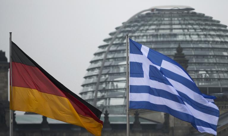 Unionspolitiker für Bundestagsvotum zu Griechenlandhilfe (© 2015 AFP)