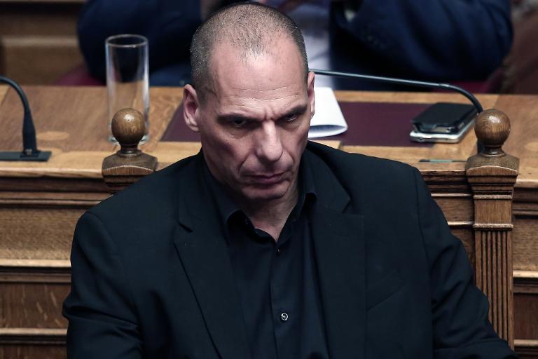 Griechischer Finanzminister in Berlin erwartet (© 2015 AFP)