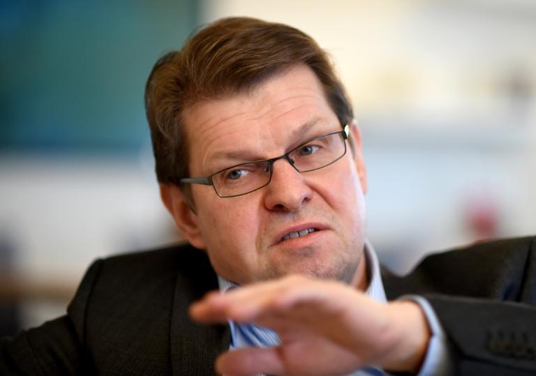 Gysi-Rückzug: SPD sieht schlechtere Chancen für Bündnis (© 2015 AFP)