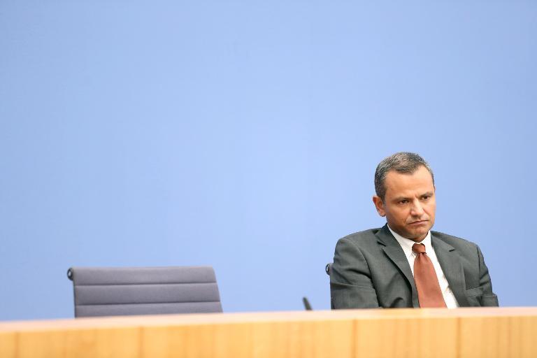 SPD-Präsidium beharrt auf Parteiausschluss für Edathy (© 2015 AFP)