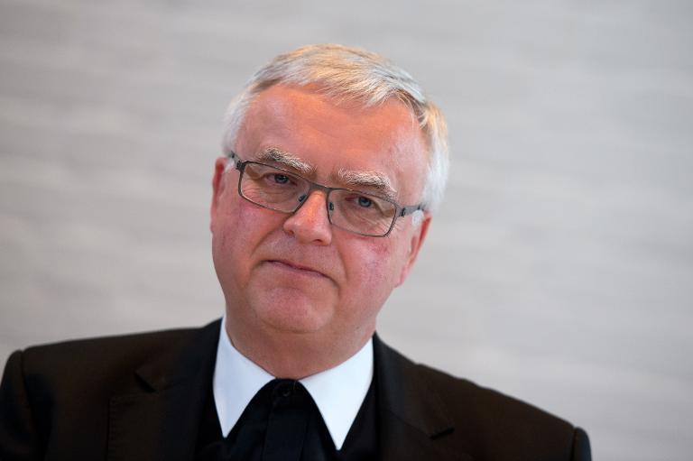 Dresdner Bischof Heiner Koch neuer Erzbischof von Berlin (© 2015 AFP)
