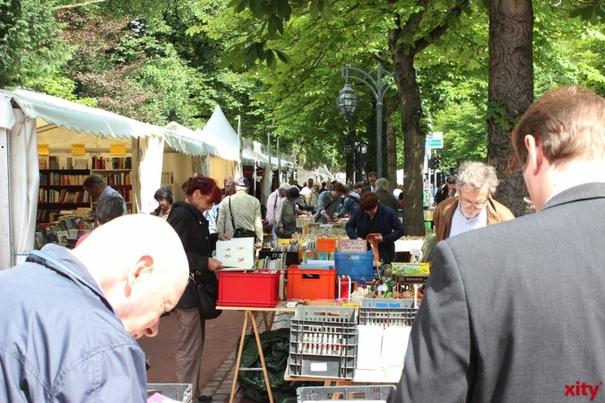 Auch in diesem Jahr wird das Vermessungs- und Liegenschaftsamt der Landeshauptstadt Düsseldorf vom 11. bis 14. Juni auf der Kö präsent sein (Foto: xity)