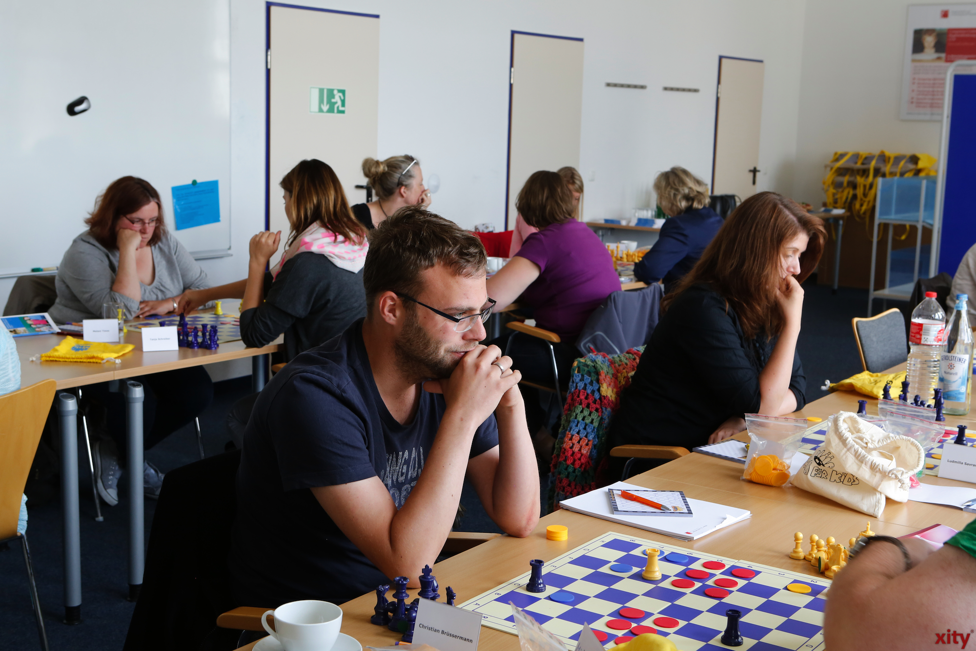 In Seminaren lernen Erzieher die Grundlagen (Foto: xity)