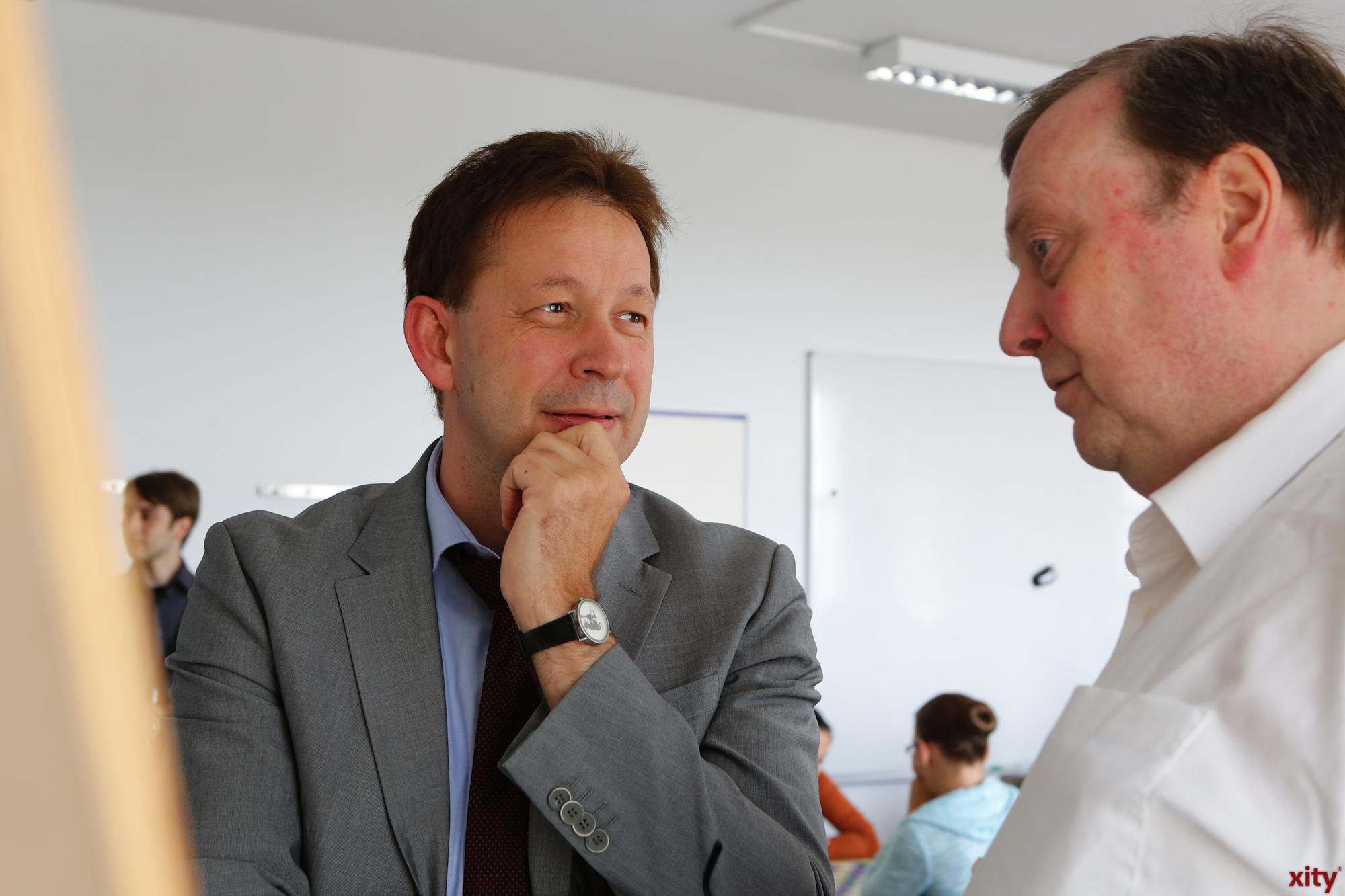 """Ralf Jäger kam 2003 auf die Idee zu ?Schach für Kids""""(Foto: xity)"""