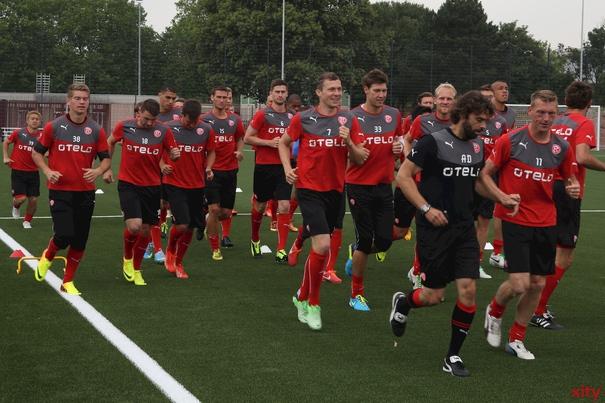 Florian Klausner wird neuer Athletiktrainer von Fortuna Düsseldorf (Foto: xity)