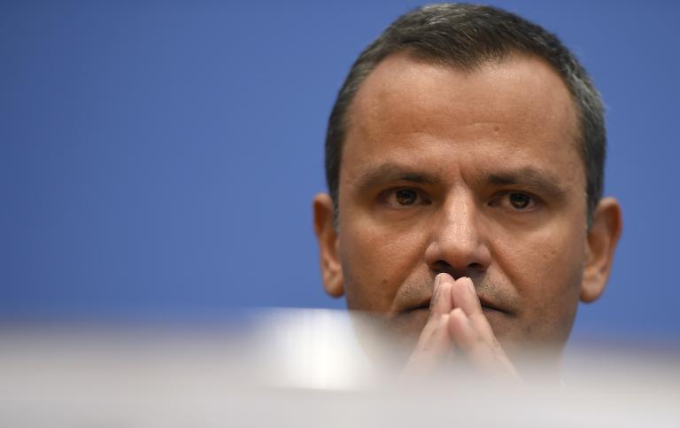 Edathy-Ausschuss befragt Zeugen aus SPD-Fraktion (© 2015 AFP)