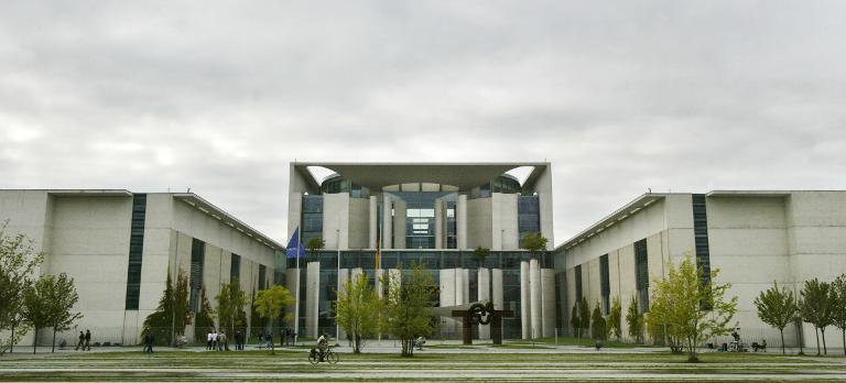 NSA-Ausschuss vernimmt Zeugen aus dem Kanzleramt (© 2015 AFP)