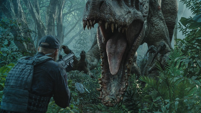Jurassic World (Foto: Universal Pictures)