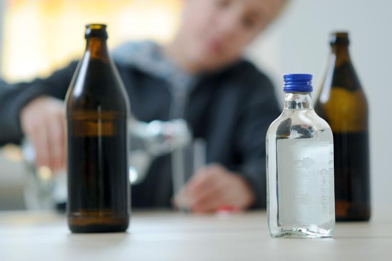 """Studie: 20.000 """"entkoppelte Jugendliche"""" in Deutschland (© 2015 AFP)"""