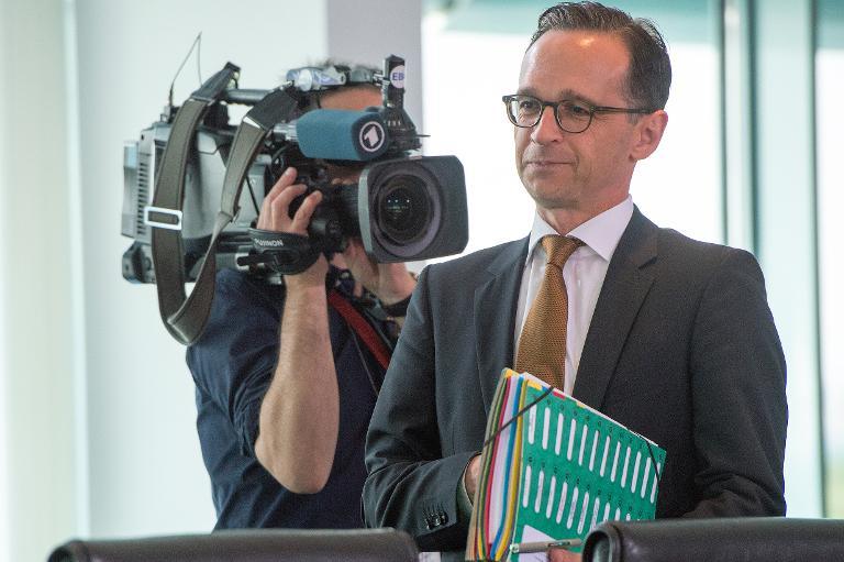 Maas will offenbar Kontaktsperregesetz abschaffen (© 2015 AFP)
