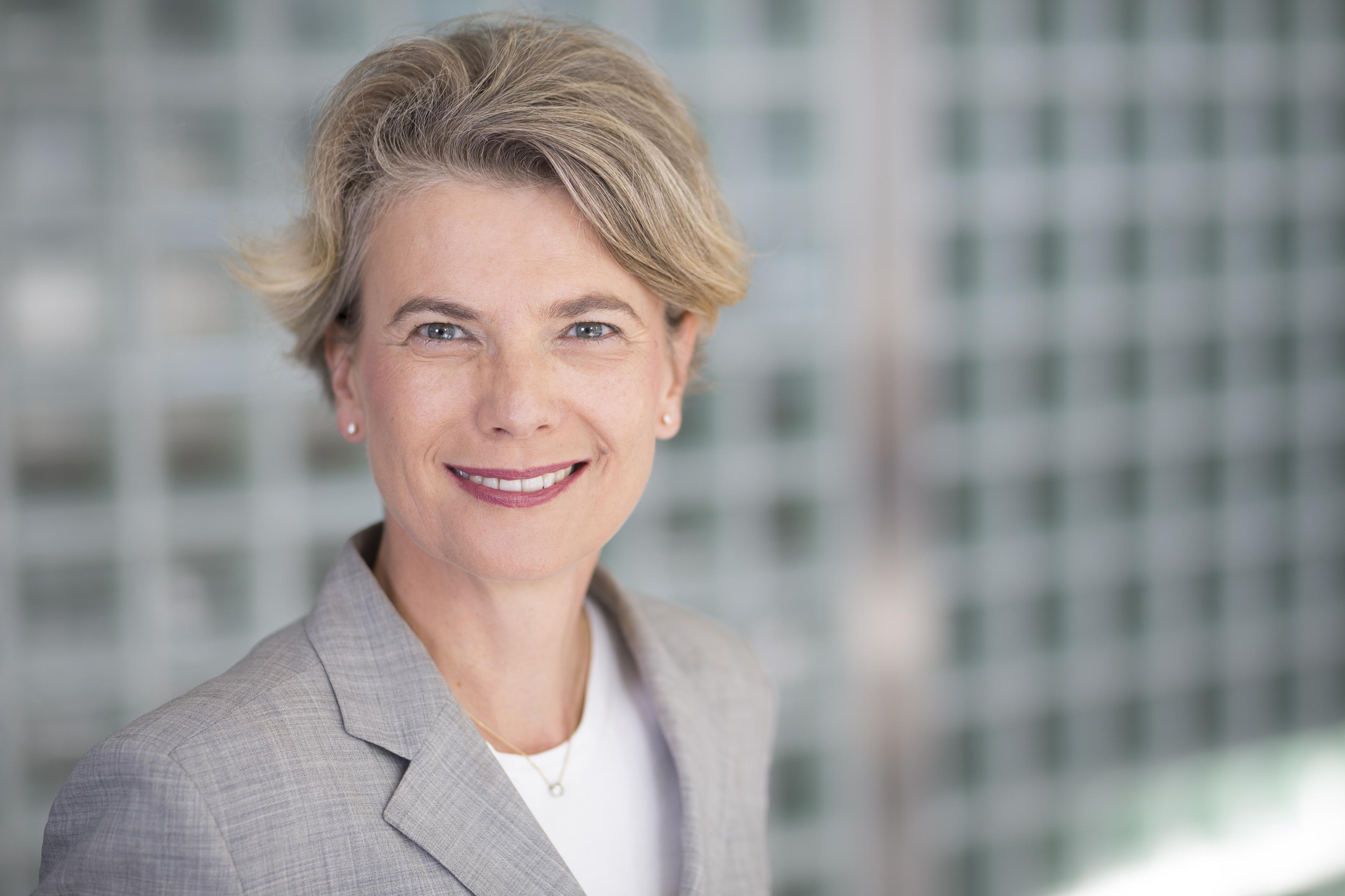 Saskia Drösler, Prof. am Fachbereich Gesundheitswesen der HS Niederrhein und Vizepräsidentin für Planung und Entwicklung. (Foto: Hochschule Niederrhein)