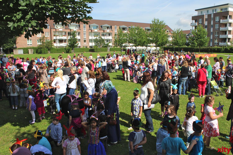 Stadt Krefeld möchte weitere 130 Kinderbetreuungsplätze schaffen. (Foto: xity)