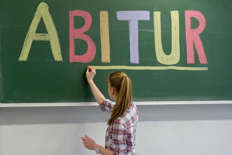 Erstmals Beispiele für Abituraufgabenpool veröffentlicht (© 2015 AFP)