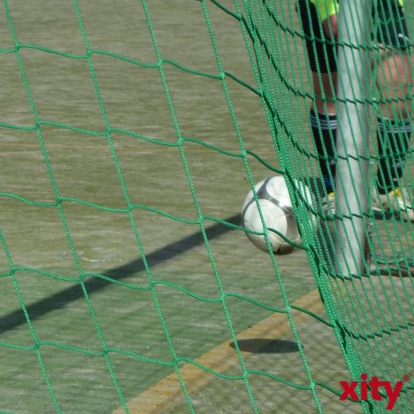 Rund 100 Fußball-Tore werden mit Anti-Kipp-Vorrichtung ausgestattet(Foto: xity)