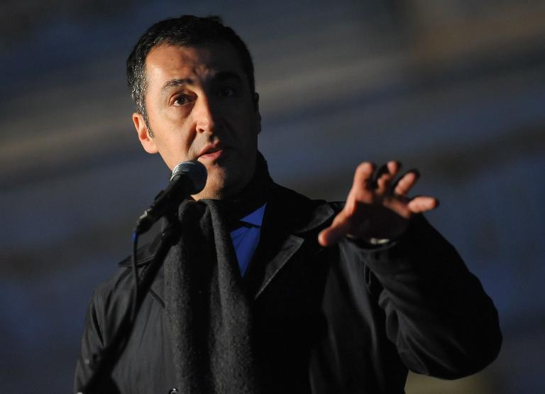 Özdemir gegen Festlegung auf Bündnisse mit SPD (© 2015 AFP)