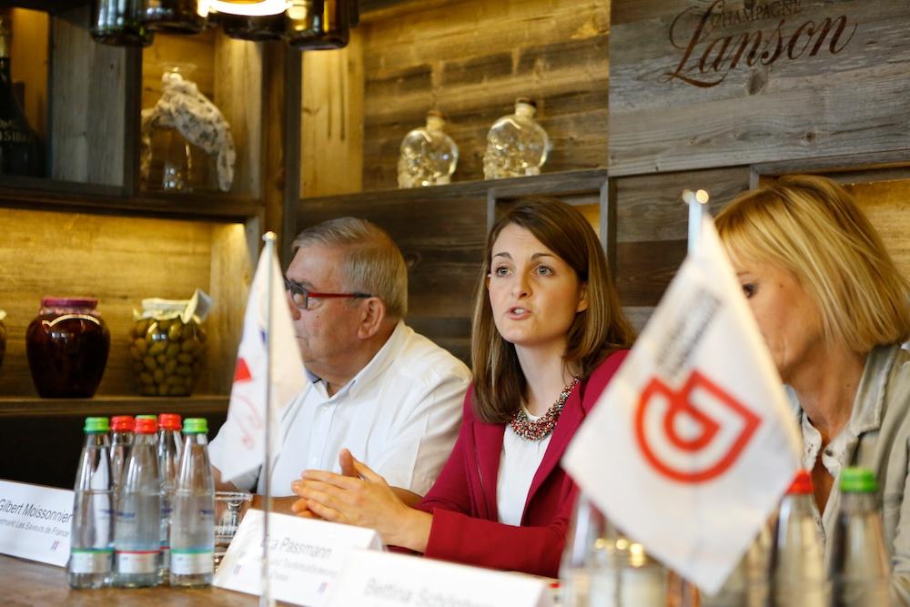 Eva Passmann, Sprecherin Wirtschafts- und Tourismusförderung Elsass (Foto: xity)