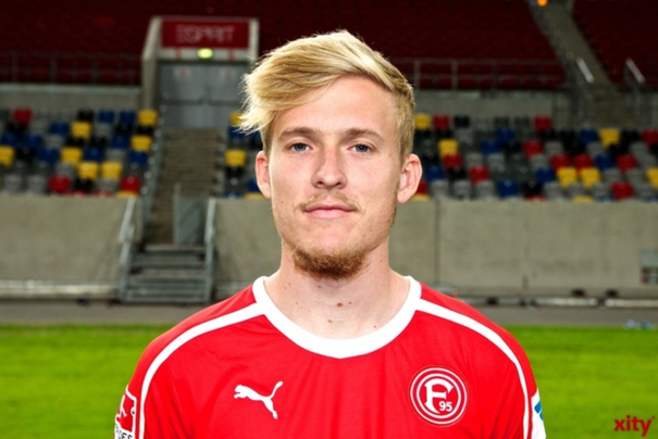 Ben Halloran will leave Fortuna Düsseldorf and will join Heidenheim for the coming season. (Photo: xity)